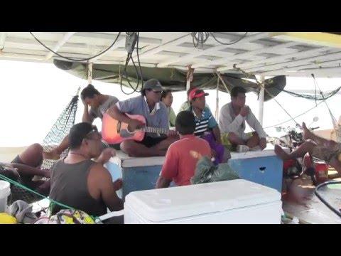 Coming home, Kiribati style