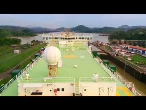 PANAMA CITY Panama Canal an engineering MARVEL