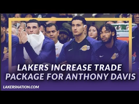Lakers News: Lakers Have Increased Trade Package For AD Including Lonzo, Kuzma, Ingram, Plus More