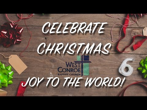 Celebrate Christmas: Joy to the World