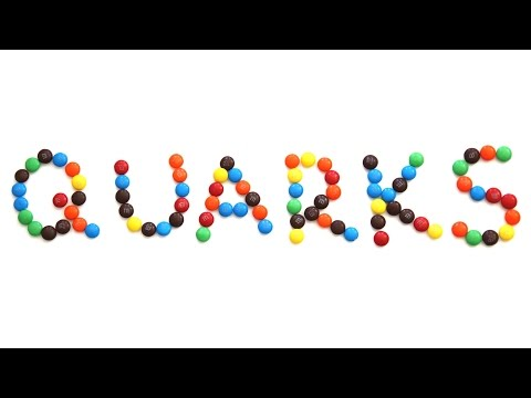 What are Quarks? Sugar Edition!