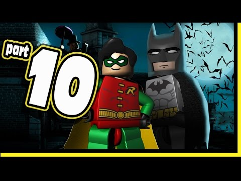 Lego Batman Video Game DS Walkthrough - Part 10 Fairground of Doom