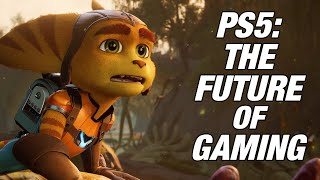 The Future of Gaming PS5 Event w/ the GB crew!