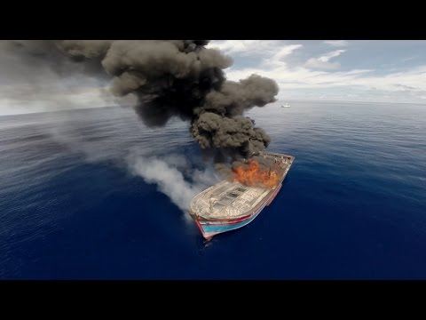 Stopping Poachers in Palau by Burning Their Boats