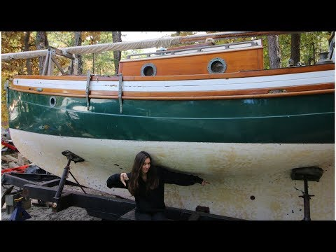 46]-our-new-boat-sank- -abandon-comfort---lyle-hess-boat