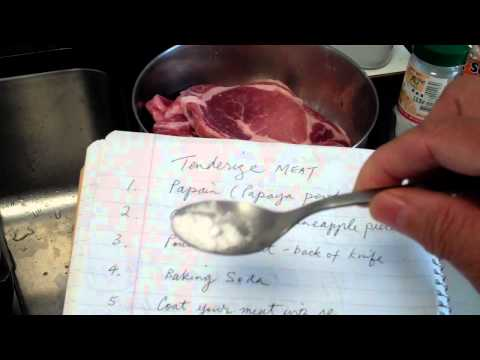 How To Tenderize Meat For Stir Frying And Other Ways Of Co Ng