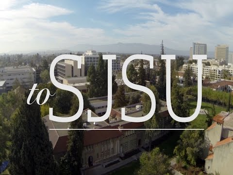 Welcome to SJSU - A Visual Tour of the Campus