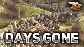 Days Gone   Жизнь после   Полное прохождение Часть 12   Охота за ордами фрикеров