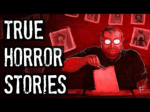 Top 18 Scary TRUE Stories | Compilation: January - March 2017