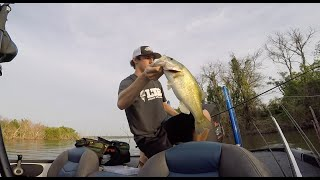 Dinks with LunkersTV on Local Lake