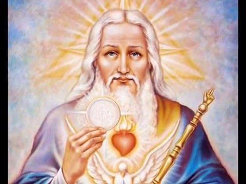 Consacrazione alla Santissima Trinità