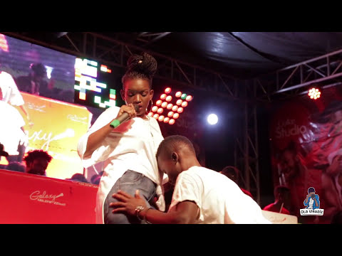 Fille performs Double Trouble Live - Galaxy FM Zzina Sosh 2017 at Lido Beach