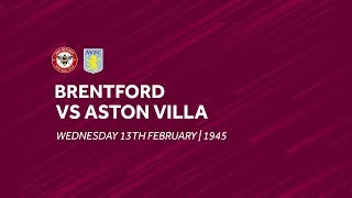 Brentford 1-0 Aston Villa | Extended highlights