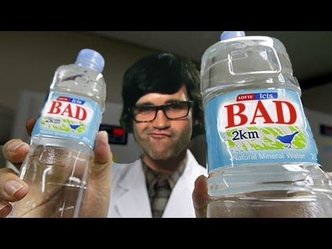 Bottled Water is Bad