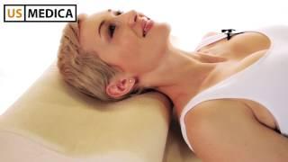 Ортопедическая подушка  US MEDICA US-S(Испытываете проблемы со сном? У вас бессонница, головные боли? Ортопедическая подушка - идеальный выбор!..., 2014-12-18T16:48:46.000Z)