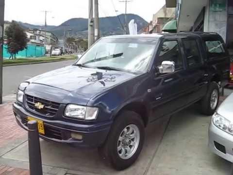 Chevrolet Luv 32 Tfs 4x4 Platn 2004 Youtube