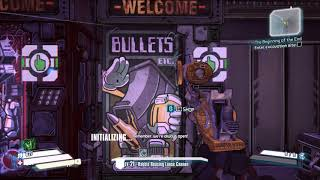 Borderlands Pre Sequel. The First Playthrough with Fragtrap, Part 23.