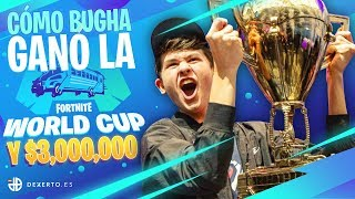 HOW BUGHA WIN THE FORTNITE WORLD CUP AND $3,000,000