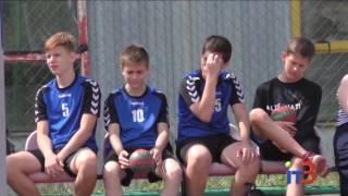 Итоги Чемпионата Одесской области «Детская лига» по гандболу