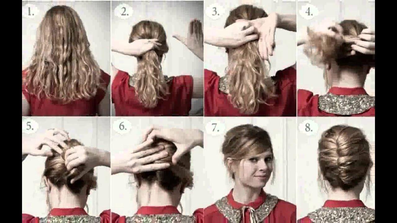 Peinados faciles para toda ocasion ideas youtube - Ideas para peinados faciles ...