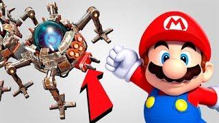 СУПЕР МАРИО ОДИССЕЙ #10 БОСС МЕГА ЛИЧИНКА Прохождение игры Super Mario Odyssey BOSS Mecha Wiggler