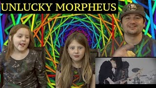DAD AND DAUGHTERS REACTIONS TO UNLUCKY MORPHEUS - BLACK PENTAGRAM