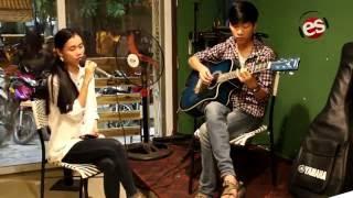 Chiều nay không có mưa bay - Guitar cover by NAH & Vân Chi