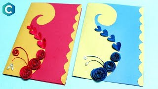 How to Make Customized Greeting Card | Latest Greeting Cards Design | #greetingcard #DIY