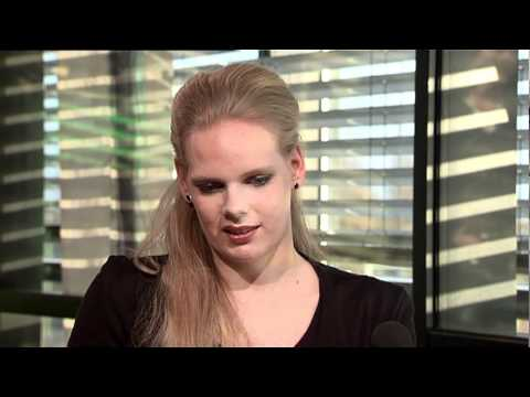 Simone Lamsma - Interview (dutch)