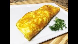 5 минут и Завтрак на Столе. Нежный Сырный Омлет.Такую Вкуснятину Можно готовить хоть каждый день!