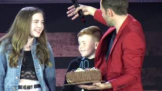 Happy 40th Birthday Shane Filan & Westlife Kids 5.7.2019 The Twenty Tour Croke Park, Dublin MP3
