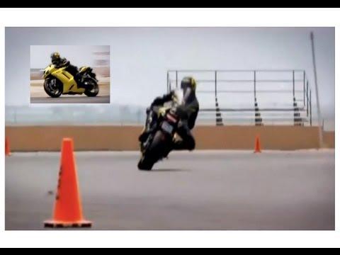 Sportbike Trail braking, downshifting, throttle control...the definition