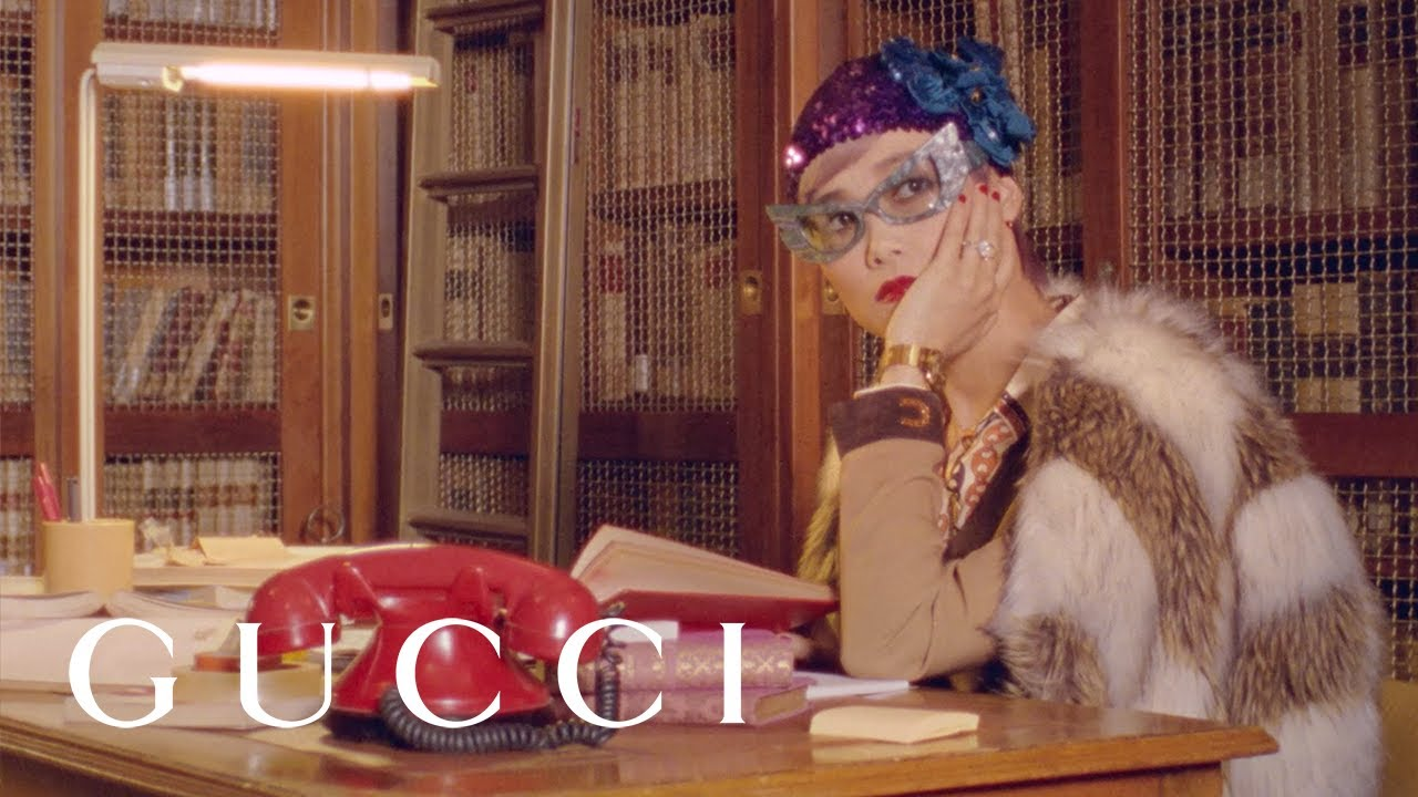 Gucci: Timepieces and Jewelry collection