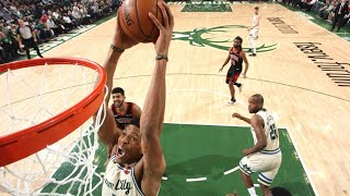 Milwaukee Bucks Top Ten Dunks Of January 2020