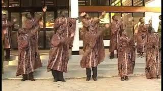 Kaminula Choir - Msifadhaike (Official Video)