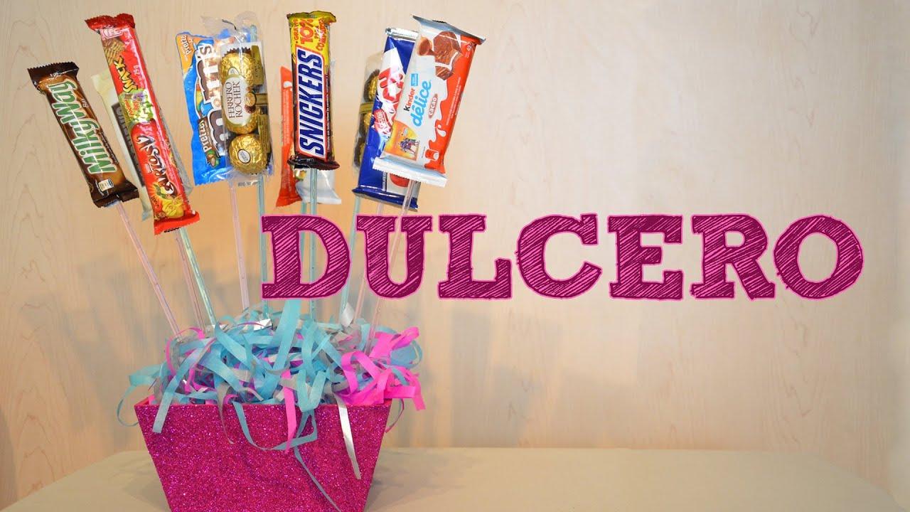 Dulcero para regalar ideas de regalo para el d a de las for Ideas para mama