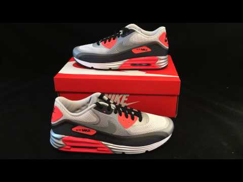 Infrared Nike Air Max 90 Lunar C3.0 Review (Lunar90)