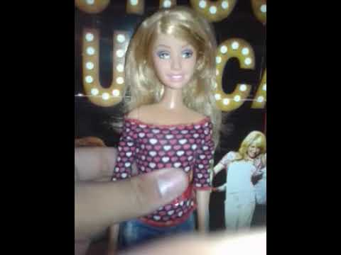 High school musical doll (sharpay singing doll ) hsm doll