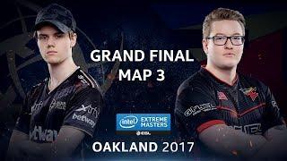 CS:GO - NiP vs. FaZe [Train] Map 3 - GRAND FINAL - IEM Oakland 2017