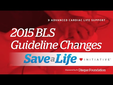 3c. 2015 BLS Guideline Changes, Advanced Cardiac Life Support  (ACLS) (2020)