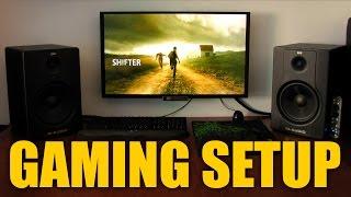 2015 Ultimate Gaming Pc Setup/desk