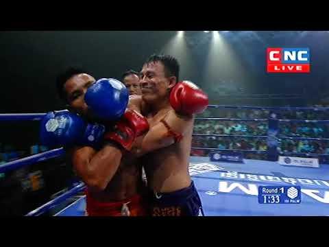Kun Khmer,រ៉ែន រាជ Vs ថៃ | Raen Reach Vs Songfakhong (Thai), CNC boxing 18 Nov 2018 | Fights Zone