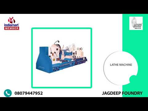 Industrial Process Machinery By Jagdeep Foundry, Batala