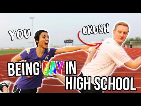 Being Gay In High School!