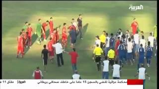 Crazy Football fight DONT WATCH
