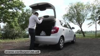 Skoda Fabia hatchback review - CarBuyer