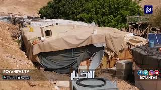 مهرجان لدعم صمود أهالي تجمع منطقة الخان الأحمر في القدس المحتلة - (18-4-2018)