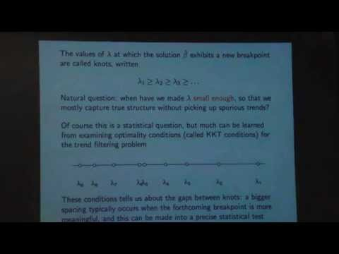 Lec-6 Dantzig-Wolfe Decomposition Algorithm from YouTube · Duration:  58 minutes 38 seconds