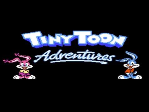 Обзор Приключения Тини Тун (Tiny Toon Adventures)