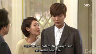 Kore Dizi Sahneleri   The Heirs 12.bölüm